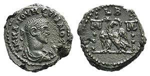 Numerian (283-284). Egypt, Alexandria. BI ...