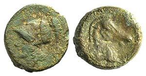 Anonymous, Rome, c. 260 BC. Æ (17mm, 5.67g, ...