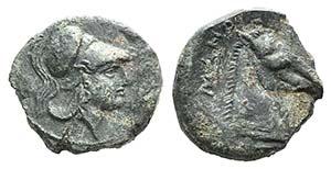 Anonymous, Rome, c. 260 BC. Æ (16mm, 4.87g, ...