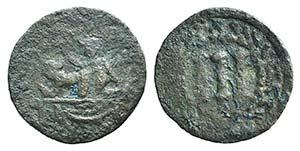 Anonymous, temp. Tiberius (14-37). Æ ...