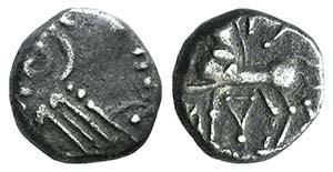 Celtic, Central Gaul. Lingones, Kaletedes, ...