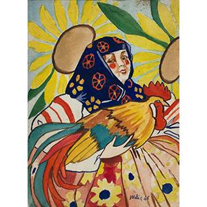 MELKIORRE MELIS Bosa, 1889 – Roma, 1982  ...