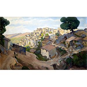 RANIERO AURELI Roma, 188 - 1975  Anticoli ...