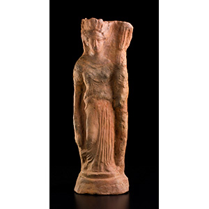 Statuetta di Demetra Italia meridionale, IV ...