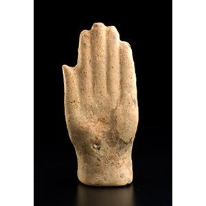 Mano votiva Italia Centrale, IV - III secolo ...