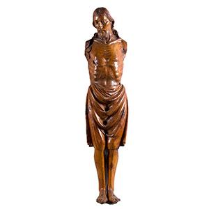 Uomo dei dolori 1310-1330 ca.; alt. cm 175; ...