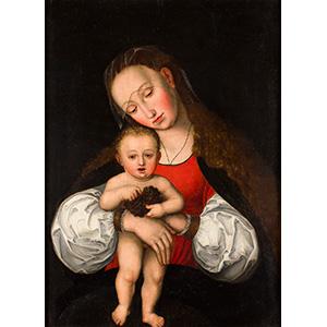 AMBROSIUS BENSON  (Milano(?) 1495 ca. – ...
