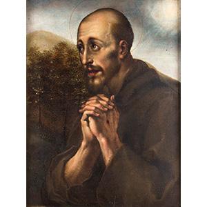 LUIS DE MORALES (Badajoz, 1520 – 1586)  ...