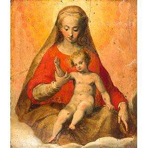 FEDERICO BAROCCI (Urbino, 1535 – 1612)  ...