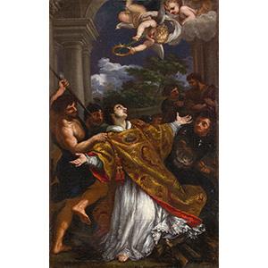CIRO FERRI (Roma, 1634 – 1689)  Martirio ...