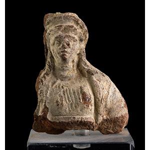 Busto di Iside Egitto romano, I - II secolo ...