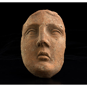 Maschera votiva Italia centrale, III secolo ...