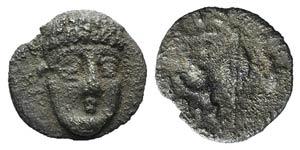 Campania, Phistelia, c. 325-275 BC. AR Obol ...