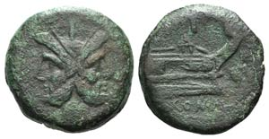 Dolphin series, Sicily (?), c. 209-208 BC. ...