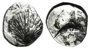 Southern Apulia, Tarentum, c. 325-280 BC. AR ...