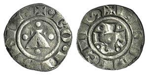 Bologna, Republic, 1191-1337. AR Bolognino ...