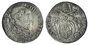 Italy, Papal, Gregorio XIII (1572-1585). AR ...