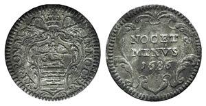 Italy, Papal, Innocenzo XI (1676-1689). AR ...