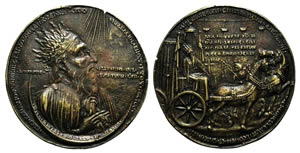 France, Heraclius I (Emperor, 610-611). Cast ...