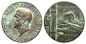 Italy, Regno dItalia. Vittorio Emanuele III ...