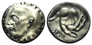 Italy, AR Medal 1971 (51mm, 55.5g, 12h), ...