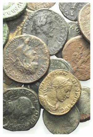 Lot of 20 Greek (2), Roman Provincial (1), ...