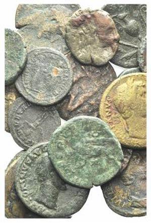 Lot of 20 Greek (1), Roman Provincial (3), ...