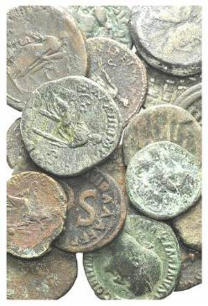 Lot of 20 Greek (2), Roman Provincial (2), ...