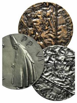 Papal, Paolo VI (1963-1978), lot of 3 ...
