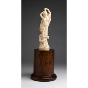 Venere. Scultura liberty in avorio - ...