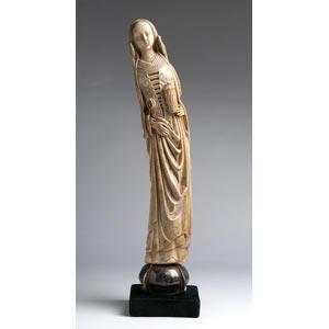 Maria Maddalena- Scultura in avorio - ...