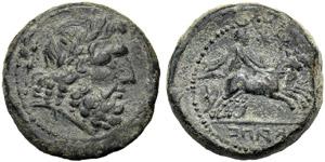 Campania, Bioncia, Capua, c. 216-211 a.C.; ...