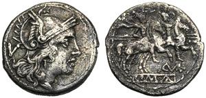 C. Terentius Varro, Quinario, Sicilia, ...