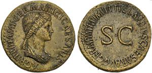 Agrippina Maggiore (Claudio 41-54), ...