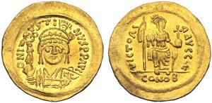Giustino II (565-578), Solido, ...