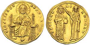 Romano III (1028-1034), Histamenon nomisma, ...
