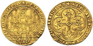 Francia, Filippo VI de Valois (1328-1350), ...
