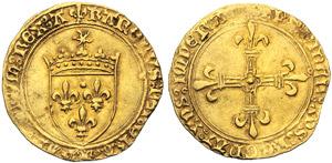 Francia, Carlo VIII (1483-1498), Scudo del ...