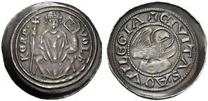 Italia, Aquileia, Volchero (1204-1218), ...