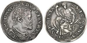 Italia, Firenze, Cosimo I de Medici ...