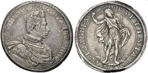 Italia, Firenze, Cosimo II de Medici ...