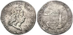 Italia, Livorno, Ferdinando II de Medici ...