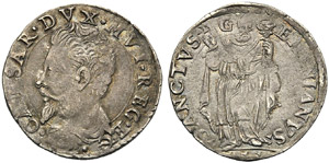 Italia, Modena, Cesare d'Este (1597-1628), ...