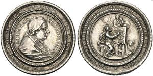 Italia, Stato Pontificio, Clemente XIII ...