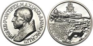 Italia, Stato Pontificio, Pio XII ...