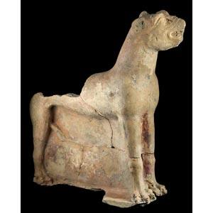 Pantera etrusca Etruria, V - IV secolo a.C.; ...