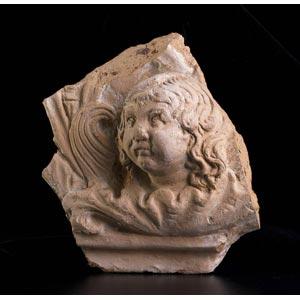 Antefissa romana con Eros I secolo a.C. – ...