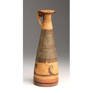 Alabastron etrusco-corinzio Fine del VII ...