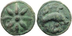 Apulia, Luceria, Cast Teruncius, c. 217-212 ...