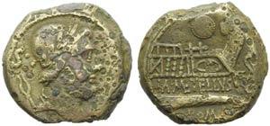 M. Caecilius Q.f. Q.n. Metellus, Dodrans, ...
